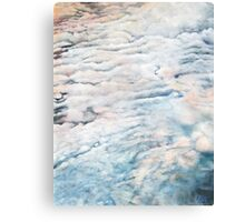 Blanket of Clouds Canvas Print