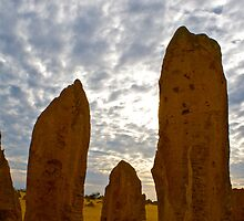 Nambung National Park by Emma  Spencer