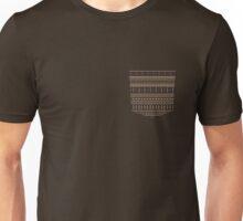 Africa Ethnic Pocket Unisex T-Shirt