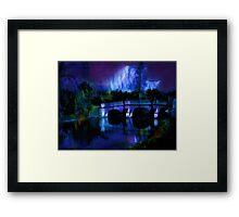 Bridge... Framed Print
