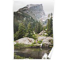 Hallett Peak Poster
