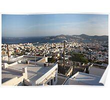 Syros, Greece Poster