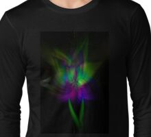 Purple and Teal makes me Squeal Long Sleeve T-Shirt