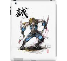 Zidane Tribal from Final Fantasy IX iPad Case/Skin
