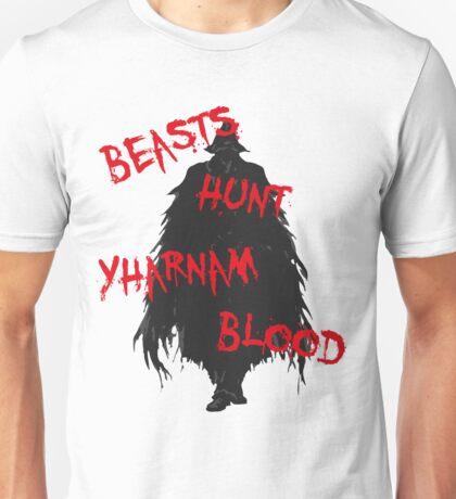 Bloodborne destiny Unisex T-Shirt