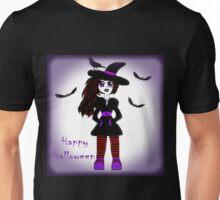 Little Witch Halloween Unisex T-Shirt
