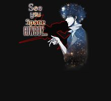 Spike Spiegel Space Cowboy Unisex T-Shirt