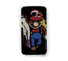 Mario Kidnap Samsung Galaxy Case/Skin