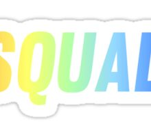 Squad Force 5 Sticker