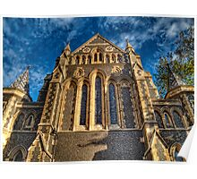 Southwark Cathedral Poster