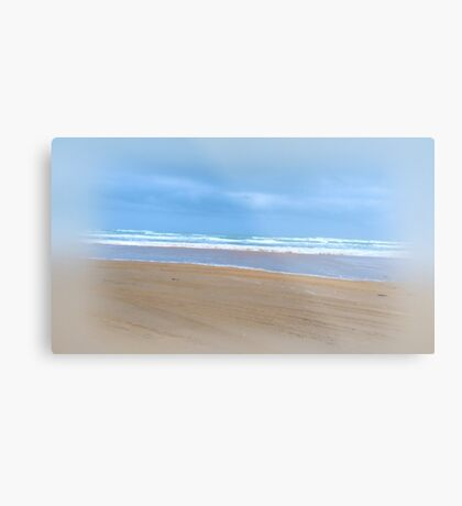 The Sea of Tranquility Metal Print