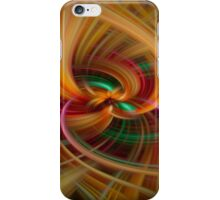 You Spin Me Round iPhone Case/Skin