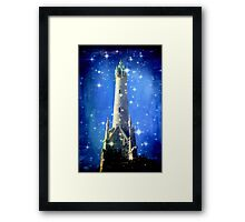 Magical Castle ©  Framed Print