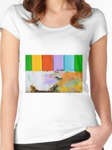 Once Upon a Circus Women's Fitted Scoop T-Shirt