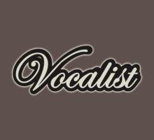 Vocalist  Kids Clothes