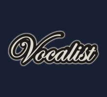 Vocalist  One Piece - Long Sleeve