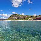 Merewether Ocean Baths by Mark Snelson