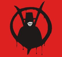 V for Vendetta by Vinizzz