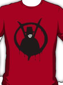 V for Vendetta T-Shirt