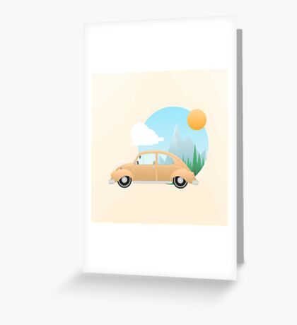 It's Time to Go Home Greeting Card
