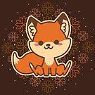 Foxy  by panda3y3
