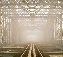 Railway Bridge Rockhampton by Andrew Bodycoat