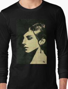 Barbra Streisand. Long Sleeve T-Shirt