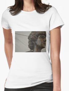 Sculpture from Washington DC Womens Fitted T-Shirt