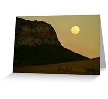 South Australia landscape serie 10 Greeting Card