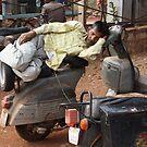 Life & Work Balance, Chittorgarh, Rajasthan, India by RIYAZ POCKETWALA