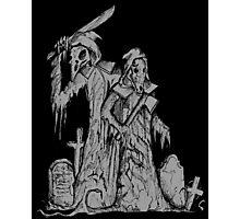 Spooky Dooky Photographic Print