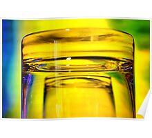 brandy glass 02 Poster