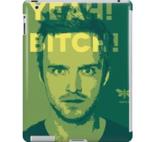 Jesse Pinkman - Yeah! Bitch! iPad Case/Skin