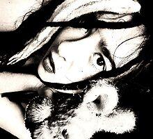 Bunny Girl, My Black Hearted Love... by Fuschia
