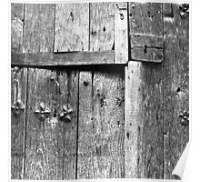 Old door -Puerta vieja- Garganta la Olla Poster