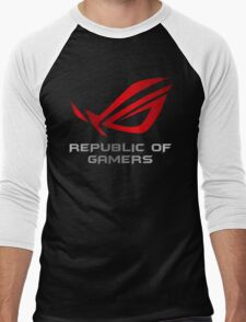 Asus Republic of Gamers Men's Baseball ¾ T-Shirt
