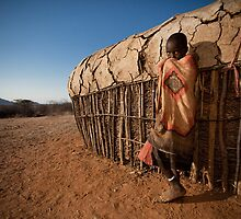 Samburu Boy by robinmoore