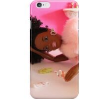 Post night out Barbie iPhone Case/Skin
