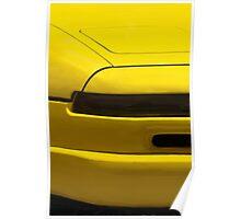 BMW 850i Poster