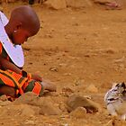 African Child by Remijn