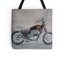 Triumph Bonneville Tote Bag