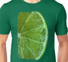 Lime Green, Fresh and Juicy Unisex T-Shirt
