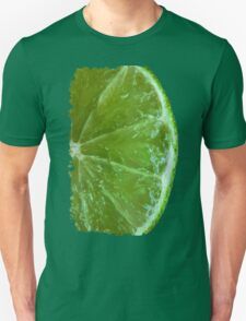 Lime Green, Fresh and Juicy T-Shirt
