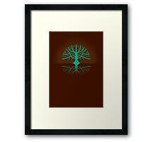 Tree Poster Framed Print