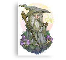 Gandalf the Kawaii Canvas Print