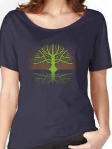Tree T Women's Relaxed Fit T-Shirt