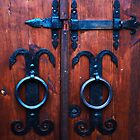 Old fashioned doors by Andrey Kudinov