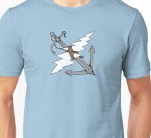 Grateful Anchor Unisex T-Shirt