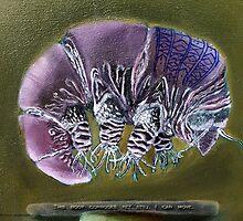 Symbiosis: Tardigrade by Glendon Mellow