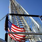 Flag & Ladder by DreamBigInk1